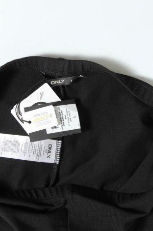 Дамски клин ONLY, Размер L, Цвят Черен, 95% памук, 5% еластан, Цена 18,72лв.