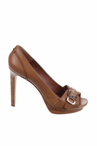 Γυναικεία παπούτσια Celine, Μέγεθος 39, Χρώμα Καφέ, Γνήσιο δέρμα, Τιμή 104,44€