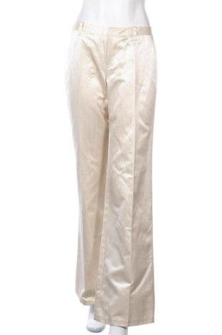 Γυναικείο παντελόνι Banana Republic, Μέγεθος M, Χρώμα Εκρού, 70% βαμβάκι, 28% μετάξι, 2% άλλα υφάσματα, Τιμή 18,57€