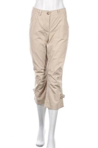 Дамски панталон Blue Motion, Размер S, Цвят Бежов, Памук, Цена 2,00лв.