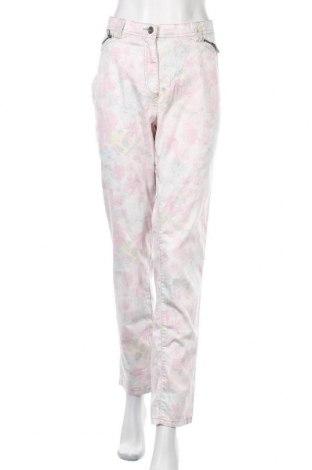 Дамски панталон Bonita, Размер XL, Цвят Многоцветен, 81% памук, 18% полиестер, 1% еластан, Цена 24,15лв.