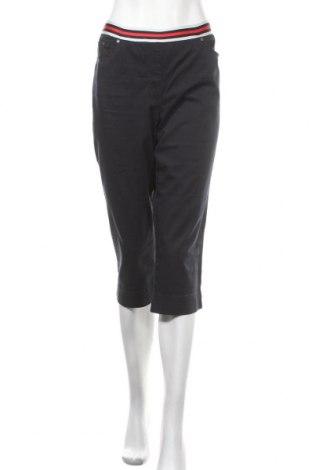 Дамски панталон Brax, Размер L, Цвят Син, 55% памук, 40% лиосел, 5% еластан, Цена 69,50лв.