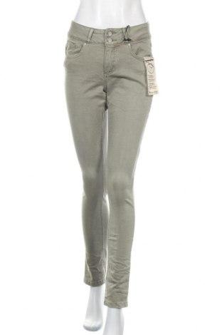 Γυναικείο παντελόνι Buena Vista, Μέγεθος S, Χρώμα Πράσινο, 85% βαμβάκι, 12% πολυεστέρας, 3% ελαστάνη, Τιμή 10,18€