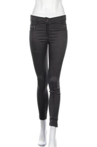 Дамски панталон Canda, Размер S, Цвят Многоцветен, 43% вискоза, 29% полиестер, 25% полиамид, 3% еластан, Цена 6,83лв.