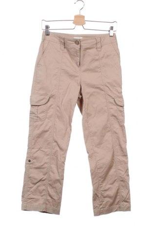 Дамски панталон Cheer, Размер XS, Цвят Бежов, Цена 11,03лв.