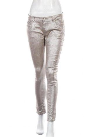 Дамски панталон Crazy World, Размер M, Цвят Бежов, Цена 20,79лв.