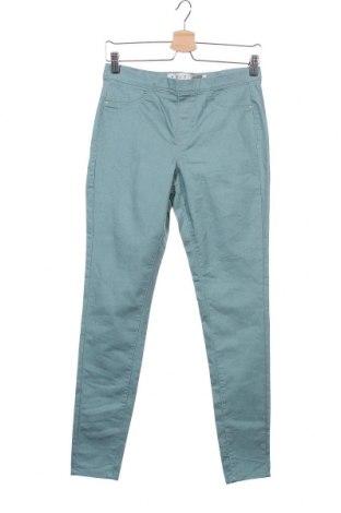 Дамски панталон Denim&Co., Размер M, Цвят Син, Цена 16,17лв.