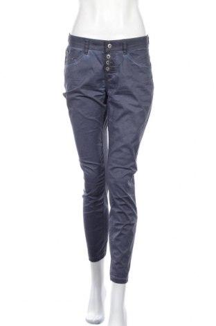 Γυναικείο παντελόνι Edc By Esprit, Μέγεθος M, Χρώμα Βιολετί, 98% βαμβάκι, 2% ελαστάνη, Τιμή 14,94€