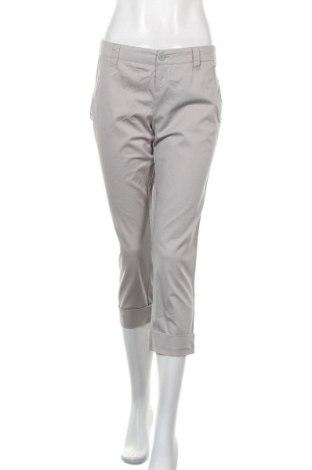 Дамски панталон Flash Lights, Размер S, Цвят Сив, 97% памук, 3% еластан, Цена 12,71лв.