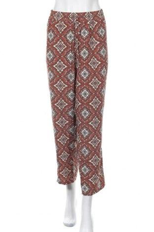 Дамски панталон H&M L.O.G.G., Размер XXL, Цвят Многоцветен, Цена 25,20лв.