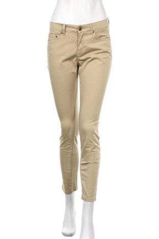 Дамски панталон H&M L.O.G.G., Размер M, Цвят Кафяв, 97% памук, 3% еластан, Цена 6,80лв.