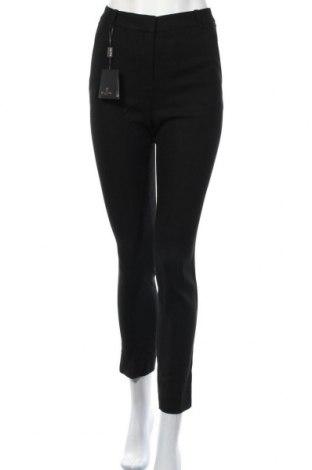 Γυναικείο παντελόνι Massimo Dutti, Μέγεθος XS, Χρώμα Μαύρο, 73% βισκόζη, 27% μαλλί, Τιμή 15,16€