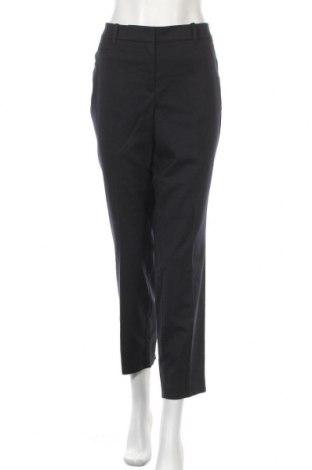 Γυναικείο παντελόνι S.Oliver, Μέγεθος XL, Χρώμα Μπλέ, 64% πολυεστέρας, 34% βισκόζη, 2% ελαστάνη, Τιμή 17,63€