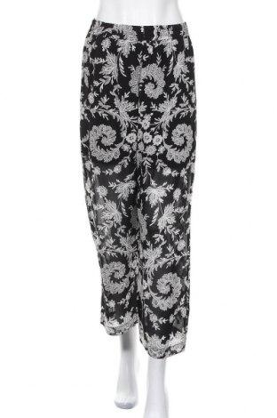 Дамски панталон Sandro, Размер M, Цвят Черен, Полиестер, Цена 34,50лв.