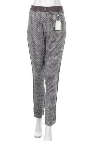 Дамски панталон Sandwich_, Размер S, Цвят Сив, Вискоза, Цена 72,00лв.