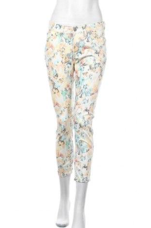 Дамски панталон Select, Размер S, Цвят Многоцветен, 65% памук, 33% полиестер, 2% еластан, Цена 16,17лв.