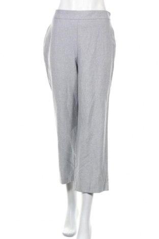 Дамски панталон Someday., Размер L, Цвят Син, 32% лен, 29% полиестер, 23% памук, 16% вискоза, Цена 46,50лв.