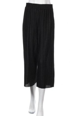 Γυναικείο παντελόνι Soya Concept, Μέγεθος S, Χρώμα Μαύρο, 65% πολυεστέρας, 35% βισκόζη, Τιμή 27,09€