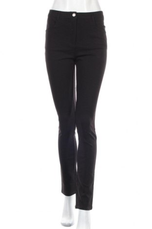 Γυναικείο παντελόνι Soya Concept, Μέγεθος XL, Χρώμα Μαύρο, 70% βισκόζη, 25% πολυαμίδη, 5% ελαστάνη, Τιμή 14,36€