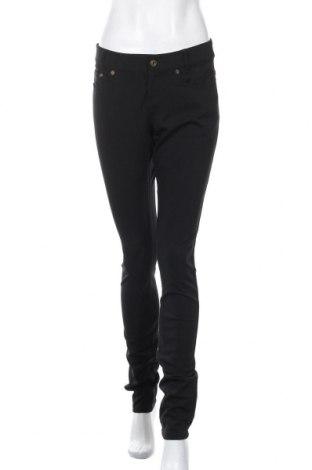 Дамски панталон Strenesse Blue, Размер L, Цвят Черен, 65% вискоза, 30% полиамид, 5% еластан, Цена 42,16лв.