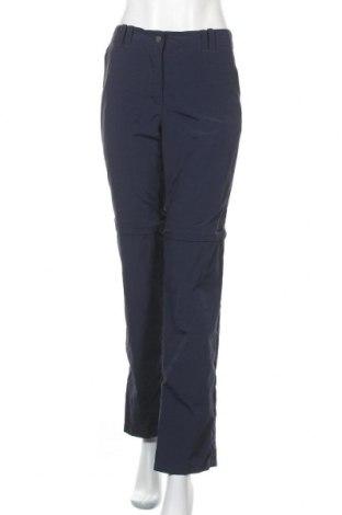 Γυναικείο παντελόνι Tchibo, Μέγεθος L, Χρώμα Μπλέ, Πολυαμίδη, Τιμή 5,46€