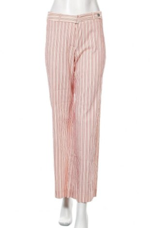 Дамски панталон Turnover, Размер S, Цвят Бял, 60% памук, 40% вискоза, Цена 25,20лв.