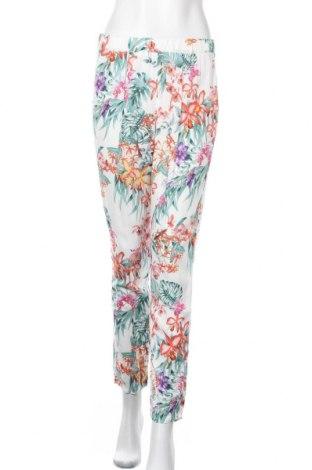 Дамски панталон United Colors Of Benetton, Размер M, Цвят Многоцветен, Вискоза, Цена 27,30лв.