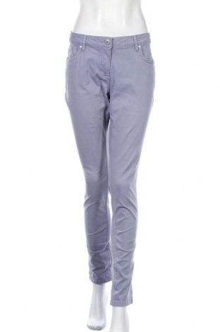 Γυναικείο παντελόνι Up 2 Fashion, Μέγεθος L, Χρώμα Μπλέ, 98% βαμβάκι, 2% ελαστάνη, Τιμή 11,59€