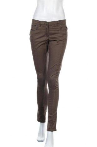 Γυναικείο παντελόνι Yessica, Μέγεθος S, Χρώμα Καφέ, 98% βαμβάκι, 2% ελαστάνη, Τιμή 5,91€
