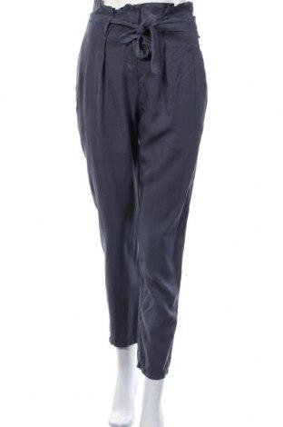 Γυναικείο παντελόνι Zuiki, Μέγεθος S, Χρώμα Μπλέ, 100% τενσελ, Τιμή 14,85€