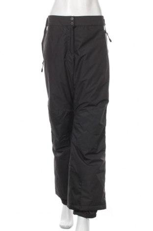 Дамски панталон за зимни спортове H&M, Размер M, Цвят Сив, Полиестер, Цена 19,38лв.