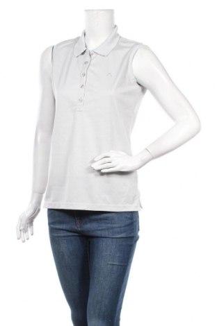 Γυναικείο αμάνικο μπλουζάκι Alberto, Μέγεθος M, Χρώμα Γκρί, Πολυεστέρας, Τιμή 8,31€