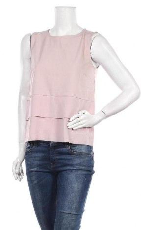 Γυναικείο αμάνικο μπλουζάκι Ann Taylor, Μέγεθος S, Χρώμα Ρόζ , 95% πολυεστέρας, 5% ελαστάνη, Τιμή 31,18€