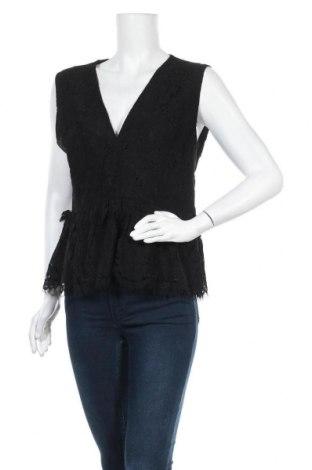 Γυναικείο αμάνικο μπλουζάκι Avant Premiere, Μέγεθος XL, Χρώμα Μαύρο, 65% πολυεστέρας, 35% πολυαμίδη, Τιμή 11,04€
