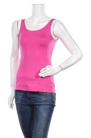 Γυναικείο αμάνικο μπλουζάκι Best Connections, Μέγεθος S, Χρώμα Ρόζ , 90% πολυαμίδη, 10% ελαστάνη, Τιμή 5,91€