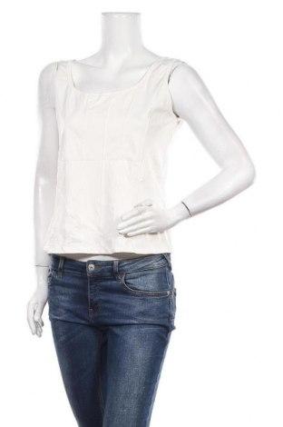 Γυναικείο αμάνικο μπλουζάκι Biba, Μέγεθος L, Χρώμα Λευκό, 90% πολυαμίδη, 10% ελαστάνη, Τιμή 8,44€