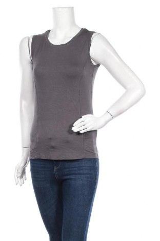 Γυναικείο αμάνικο μπλουζάκι Bonita, Μέγεθος S, Χρώμα Γκρί, Τιμή 9,38€
