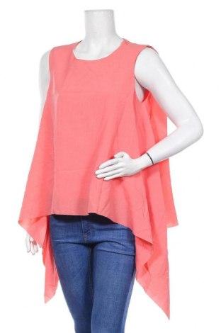 Γυναικείο αμάνικο μπλουζάκι COS, Μέγεθος M, Χρώμα Ρόζ , Πολυεστέρας, Τιμή 27,77€