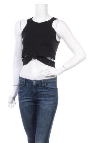 Дамски потник Cheap Monday, Размер L, Цвят Черен, 60% памук, 40% полиестер, Цена 13,44лв.