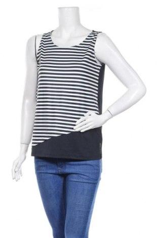 Γυναικείο αμάνικο μπλουζάκι Esprit, Μέγεθος S, Χρώμα Μπλέ, 95% πολυεστέρας, 5% ελαστάνη, Τιμή 9,35€
