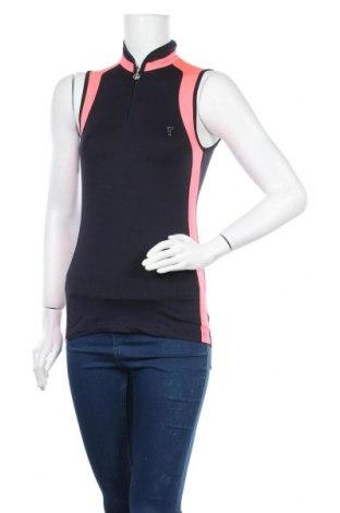 Γυναικείο αμάνικο μπλουζάκι Golfino, Μέγεθος XXS, Χρώμα Μαύρο, Τιμή 7,73€