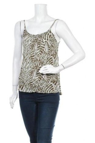 Γυναικείο αμάνικο μπλουζάκι H&M L.O.G.G., Μέγεθος S, Χρώμα Πράσινο, Τιμή 9,25€