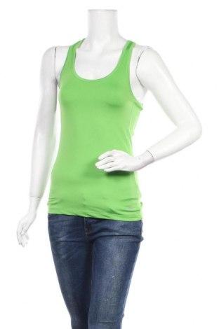 Дамски потник H&M Sport, Размер S, Цвят Зелен, 93% полиестер, 7% еластан, Цена 4,73лв.