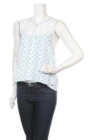 Γυναικείο αμάνικο μπλουζάκι Hollister, Μέγεθος M, Χρώμα Πολύχρωμο, Βισκόζη, Τιμή 9,09€