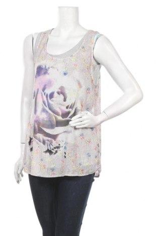 Γυναικείο αμάνικο μπλουζάκι Jean Pascale, Μέγεθος L, Χρώμα Πολύχρωμο, 100% πολυεστέρας, Τιμή 9,74€
