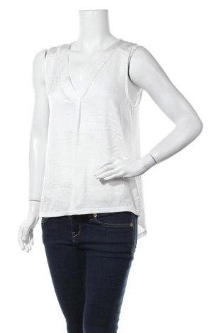Γυναικείο αμάνικο μπλουζάκι Kiabi, Μέγεθος L, Χρώμα Λευκό, Τιμή 11,04€