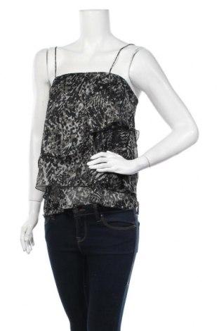 Γυναικείο αμάνικο μπλουζάκι Kookai, Μέγεθος S, Χρώμα Πολύχρωμο, Πολυεστέρας, Τιμή 8,44€