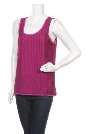 Γυναικείο αμάνικο μπλουζάκι Maddison, Μέγεθος XL, Χρώμα Βιολετί, 95% πολυαμίδη, 5% ελαστάνη, Τιμή 10,39€