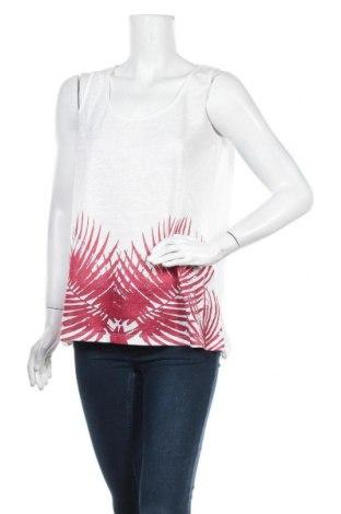 Γυναικείο αμάνικο μπλουζάκι Maddison, Μέγεθος L, Χρώμα Λευκό, Πολυεστέρας, Τιμή 7,60€