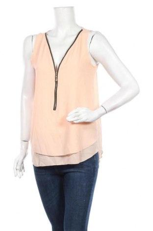 Γυναικείο αμάνικο μπλουζάκι Madonna, Μέγεθος M, Χρώμα Ρόζ , 95% πολυεστέρας, 5% ελαστάνη, Τιμή 4,87€
